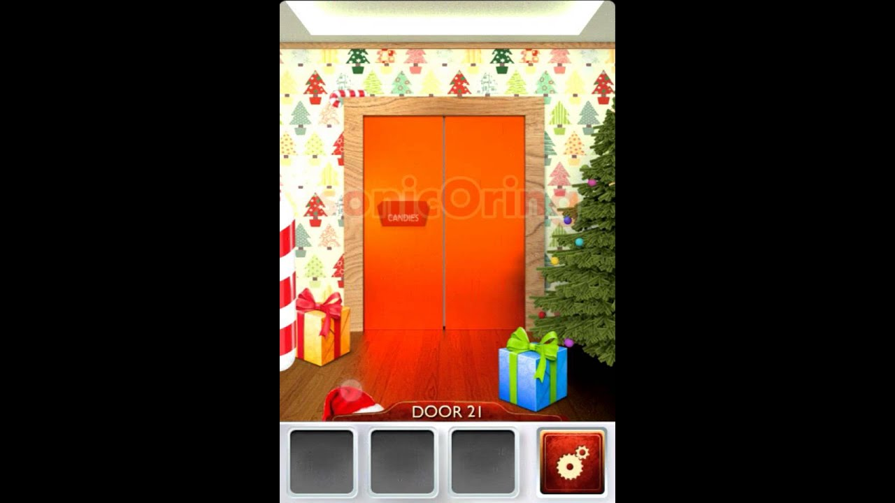 100 doors 2 beta level 21 walkthrough cheats youtube for 16 door puzzle solution