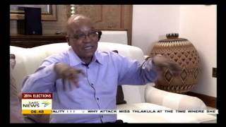 The lighter side of President Jacob Zuma