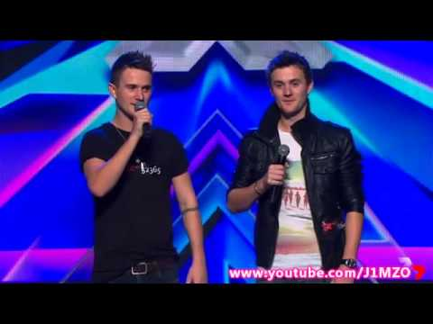 The Royce Twins - The X Factor Australia 2013 - Audition [full] video