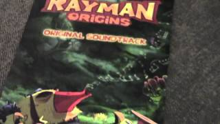Rayman Origins Collector's Edition Unboxing-PS3