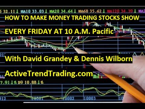 How to Make Money Trading Stocks--1 30 2015
