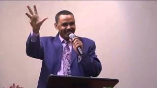 preaching  PASTOR ALAZAR - TESFA - AmlekoTube.com