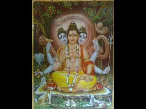 Sri Datta Mala Mantram.wmv video