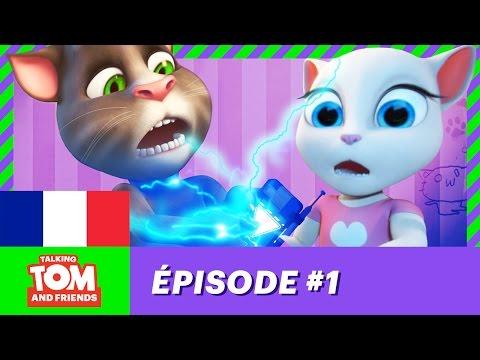 Talking Tom and Friends - Concours d'appli (Épisode 1)