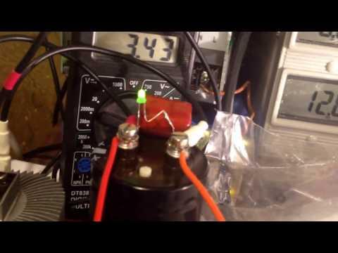ВЧ звон на закрытии верхних транзисторов передаваемый на другое плечо.