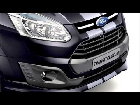 ford transit custom sport - YouTube
