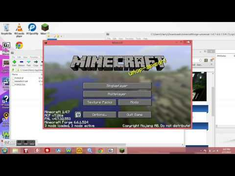 How to Install Tropicraft 1.4.7
