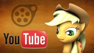 [SFM Ponies] What The Hay, Youtube?