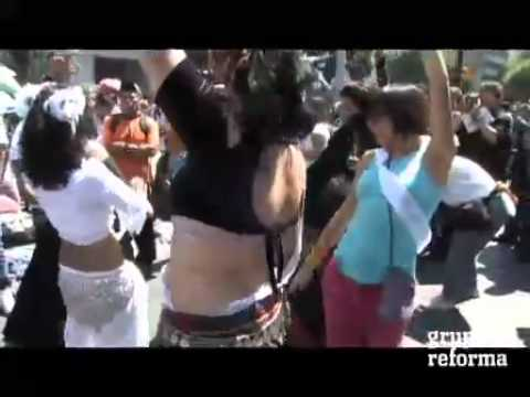 Marcha de las putas 2011, México