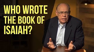 Video: Who Wrote the Book of Isaiah? - zondervan