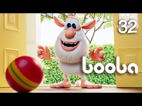 Booba - Ball  (Episode 32) Funny cartoon for kids 2018 - Kedoo ToonsTV