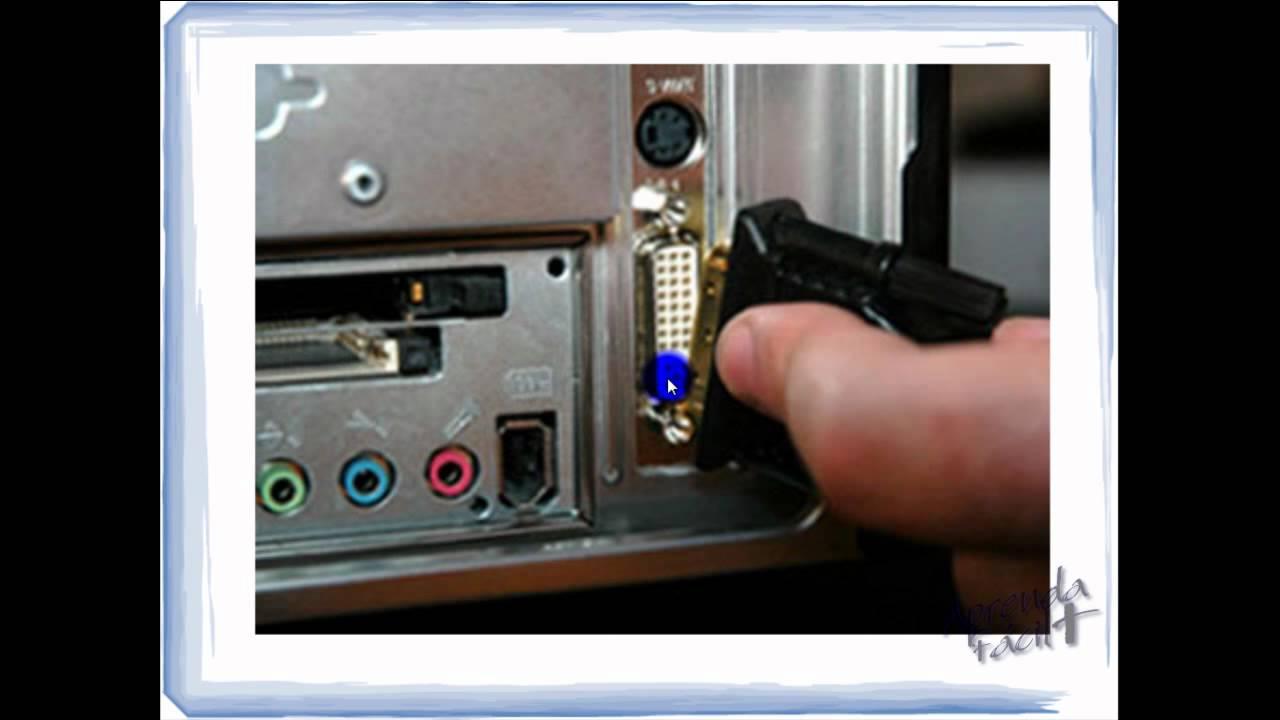 Ligando um computador- Conexões - YouTube