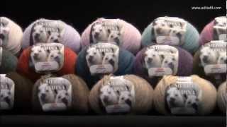 Sierra Andina Adriafil Yarn - 100% extrafine alpaca - Made in Italy