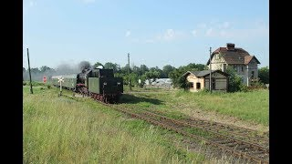 DPL085293 Steam trains locomotive Pt47-65 Polska pociąg parowóz lokomotywa parowa Błotnica Dampflok