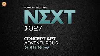 Concept Art - Adventurous [NEXT027]