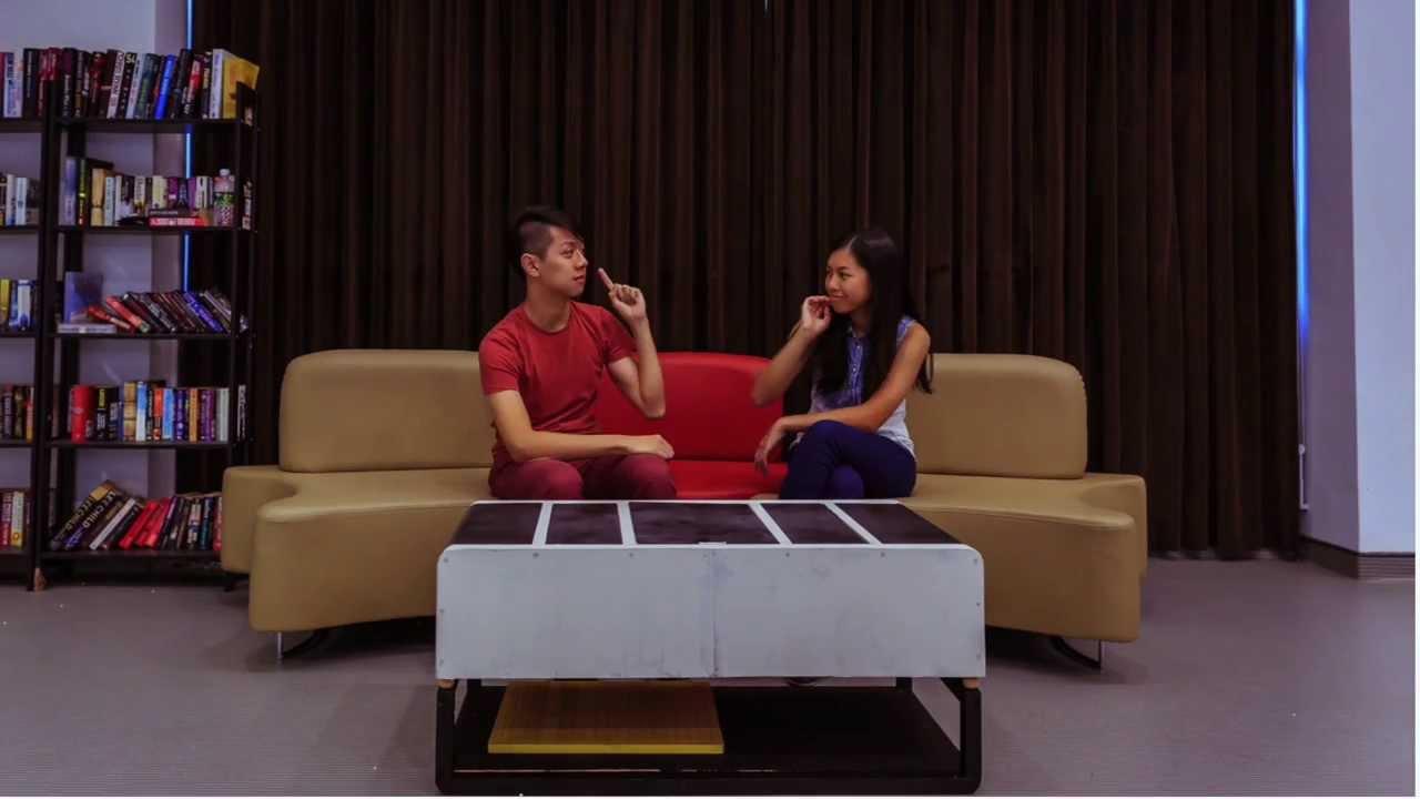 Ikea singapore coffee table design by shafi 39 e bin shahrin youtube - Ikea coffee table singapore ...