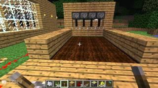 ★ Minecraft Tutorials - Semi-Automated Wheat Farm, ft. Otter! - WAY♥