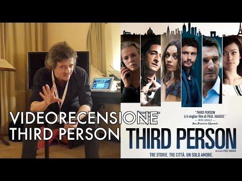 Third Person, di Paul Haggis, con James Franco, Olivia Wilde, Mila Kunis, Liam Neeson