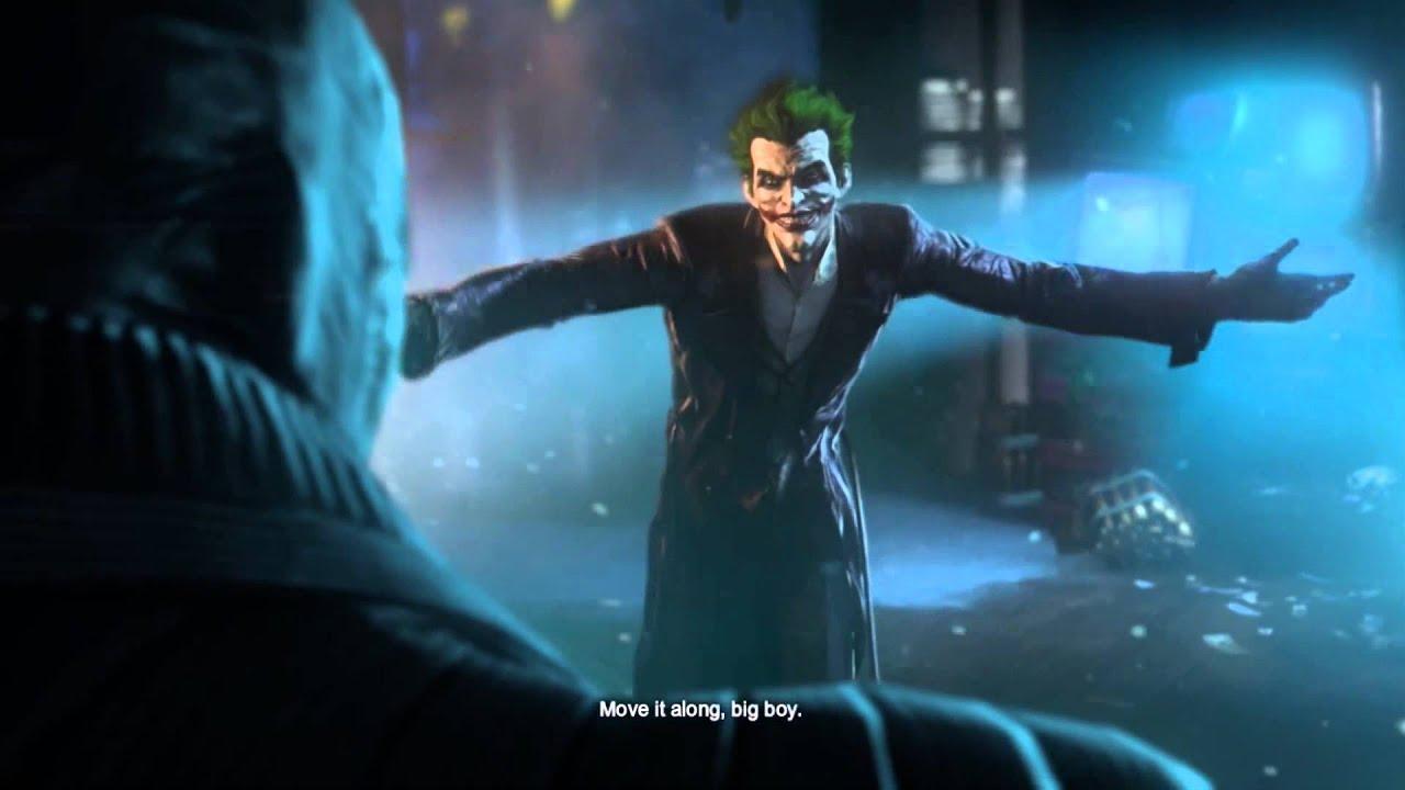 Batman: Arkham Origins - Walkthrough