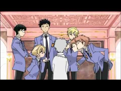 Ouran Highschool Host Club Amv - Wings - Little Mix video