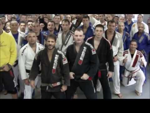 Aulão de Jiu-Jitsu da Chute Boxe reune diversos atletas