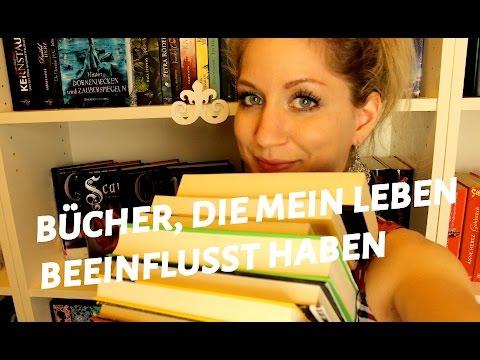 ✨ Bücher, die mein Leben beeinflusst haben ✨