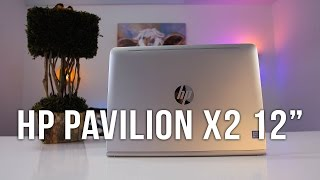 "HP Pavilion X2 12"" Review: A Premium Laptop for a Budget Price!"