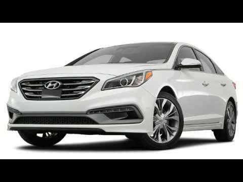 2017 Hyundai Sonata Video