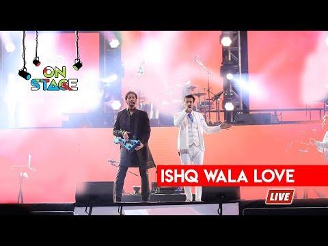 Ishq Wala Love | Salim Sulaiman Ft. Raj Pandit | 9XM On Stage