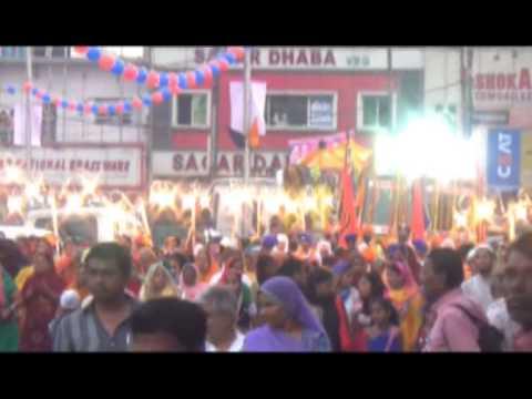 Sikhs Celebration 545th Birthday of First Guru