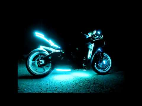 72 LED 6pc Flexible Strip Lighting ~ Motorcycle Accent Lighting Kit
