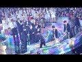 181201 BLACKPINK, WANNA ONE Reaction to BTS BEST RAP & HIP-HOP (방탄소년단 랩힙합 수상 리액션) 4K 직캠 by 비몽