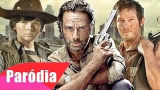 The Walking Dead do Nordeste (Paródia/Redublagem)