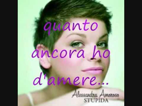 Alessandra Amoroso Immobile