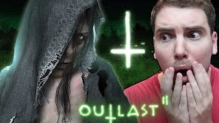 BEST OF SPAVENTI in OUTLAST 2 - Funny moments