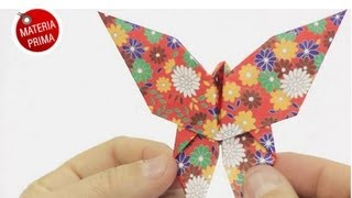 Mariposa / Butterfly Origami