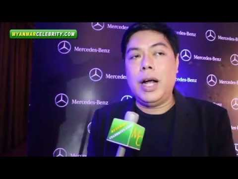 Mercedes Benz E Class Launch in Yangon