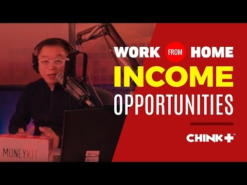 WORK FROM HOME INCOME OPPORTUNITIES