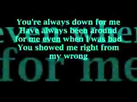 A song for Mama- R.Kelly