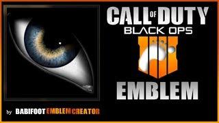 BO4 Emblem Tutorial - Realistic Eye