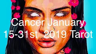~Cancer~ 🔥KARMA IS THE NAME OF THE GAME! NEW IS LOVE IS HERE💗 January 15-31st 2019 Tarot