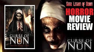 CURSE OF THE NUN ( 2018 Lacy Hartselle ) Conjuring inspired Horror Movie Review