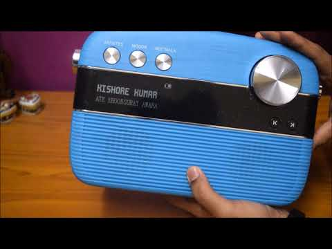saregama carvaan review and unboxing