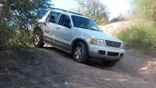 Extreme hill climb in 3rd generation 2005 Ford Explorer! OHV Part 3 of 3