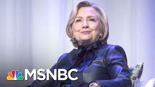 Clinton Foundation Probe: Feds Persecuting President Donald Trump Enemy? | AM Joy | MSNBC