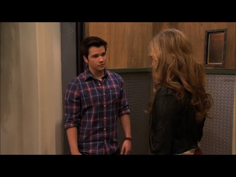 Seddie's kisses