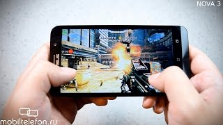 Игры на ASUS Zenfone 2 с 4 ГБ ОЗУ (fps + бенчмарки) (speed test with fps)