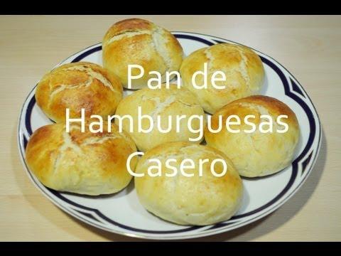 Receta Pan de Hamburguesa Casero | Fácil y Económico - Cocina con Vero #5