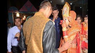 Emotional Moment || Babul Ki Duayen Leti Ja ||  विदाई || पहाड़ी दुल्हन ||Praveen Weds soni ||