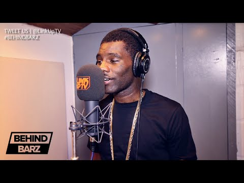 Wretch 32 - Behind Barz Freestyle [@Wretch32] | Link Up TV